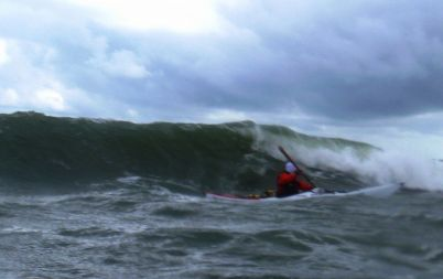 Fortyfoot surf session