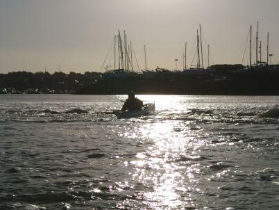 ferry gliding